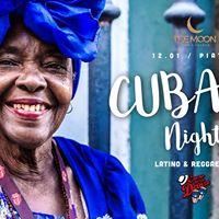Cubana Night  Casa de la Danza  Latino &amp Salsa  lista fb