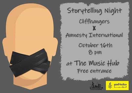 Storytelling Night