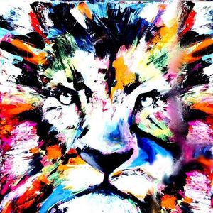 ArtNight ArtNight Lwe am 30042019 in Stuttgart