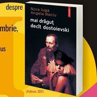 Prezentare de carte cu Nora Iuga Angela Baciu si Rita Chirian