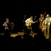 Strograss op European World of Bluegrass Festival