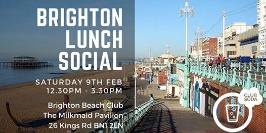 Brighton Lunch Social