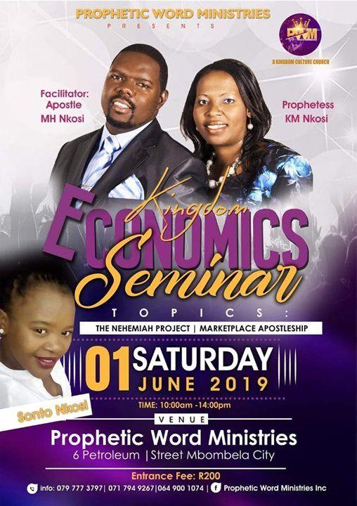Prophetic Word Ministries International Inc  | Nelspruit