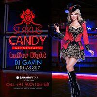 Sirkus Candy Wednesdays with DJ GAVIN - 11th Jan 2017