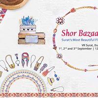 SHOR Bazaar 3.0 - Surats Most Beautiful Flea Market
