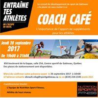 Coach Caf - Limportance de lapport de supplments