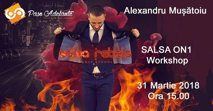 Alexandru Mutoiu - Salsa On1