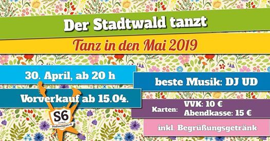 Tanz in den Mai at Bar S6, Essen