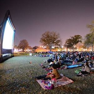 KUA Movie in the Park