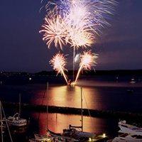 Poole Quay Bonfire Night Fireworks 2017