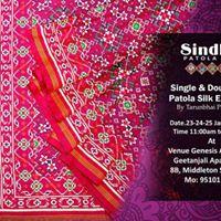 Heritage Patan n Rajkot Patola silk Exhibition