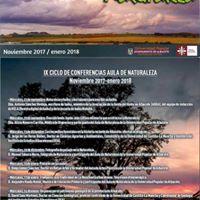 Conferencia Fotografia de Paisaje en la Naturaleza