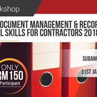 Basic Document Management &amp Record Control Skills For Contractor