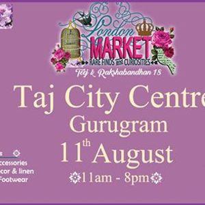 London Market at Taj Gurugram