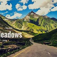 A Backpackers Escape&quot Trip to Fairy Meadows 2017- ATP