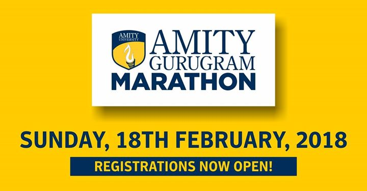 Amity Gurugram Marathon