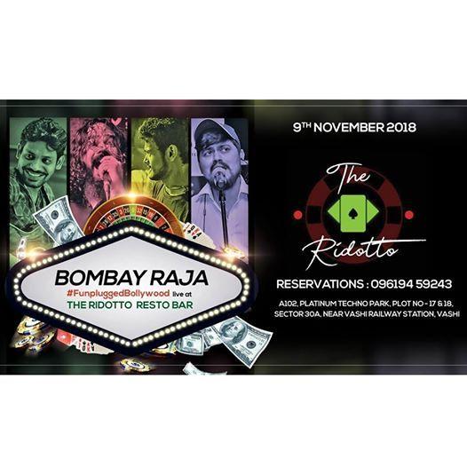Bombay Raja  The Ridotto