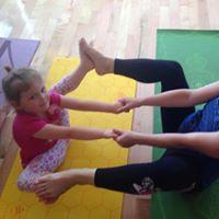 Parent &amp Tot Yoga