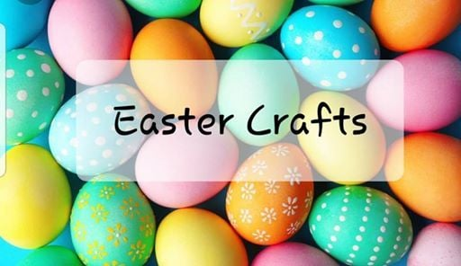 Free Easter Crafts for all ages