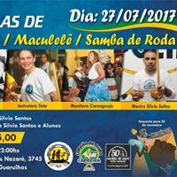 Capoeira Maculel E Samba De Roda