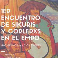 1er Encuentro de Sikuris y Coplerxs en el EMPO -