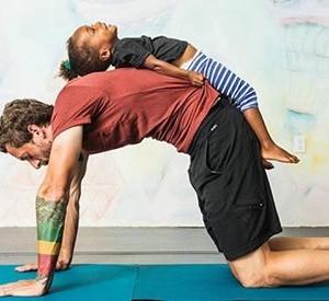 Summer Camp 2- Parent &amp Child Yoga