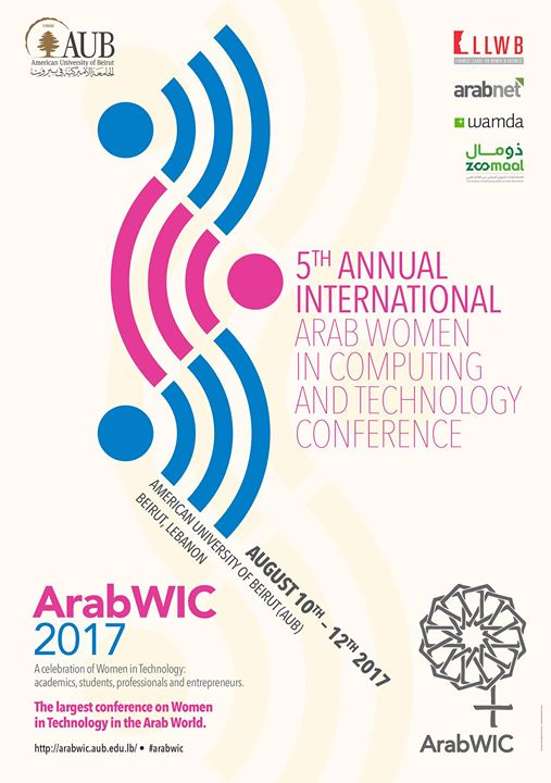 ArabWIC Annual International Arab Women in CompTech Conference