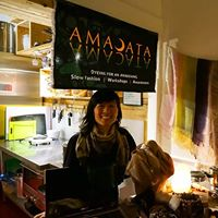 Textile Dyeing Workshop with Daphne Woo of Amacata
