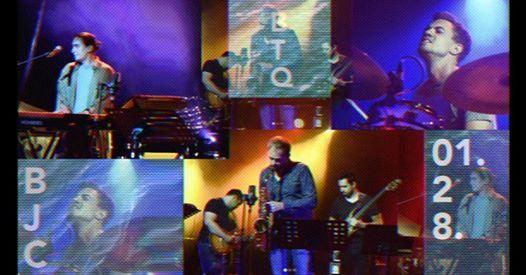 A Glonet bemutatja Balogh Tomi Quintet