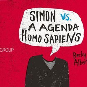 Bookish Simon vs The Homo Sapiens Agenda