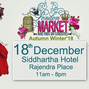 London Market at Siddhartha Hotel