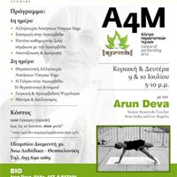 Yoga &amp Ayurveda Immersion