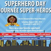 Superhero Day  Journe super-hros