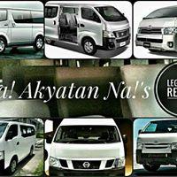 Tara Akyatan Nas LEGIT Van Rental