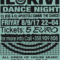 Ilokivi Dance Night