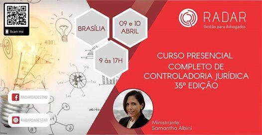 CURSO Completo De Controladoria Jurdica - Brasliadf - 35 Ed.