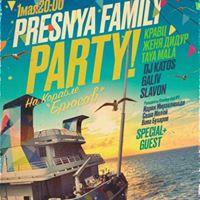 Presnya Family Party