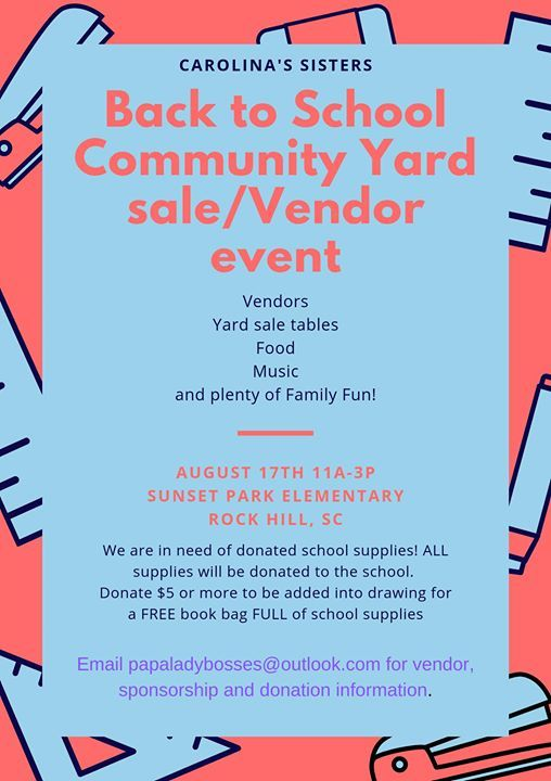 Yard Sales Rock Hill Sc >> Yard Sale Events In Rock Hill Today And Upcoming Yard Sale