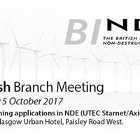Scottish Branch Meeting