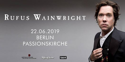 Rufus Wainwright - Berlin
