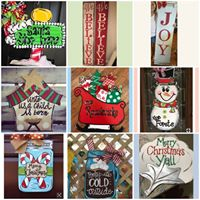 Christmas open paint party
