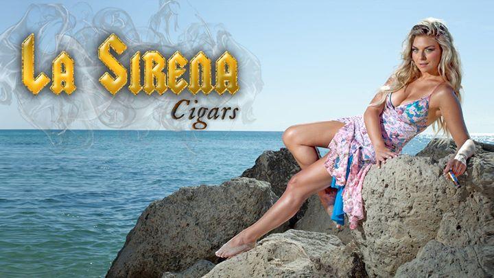 Meet & Greet Arielle of La Sirena Cigars