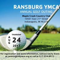Ransburg YMCA Annual Golf Outing