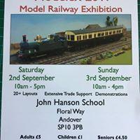 Andover Model Railway Exhibition