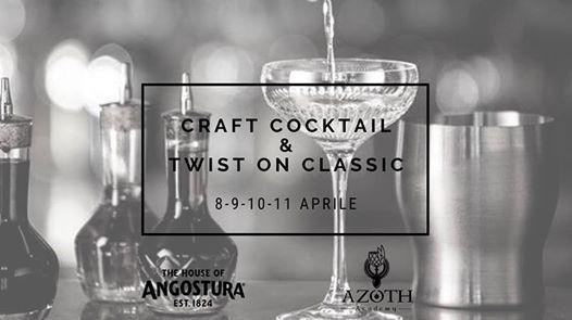 Craft Cocktail & Twist on Classic