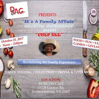 Its A Family Affair Cooking Workshop