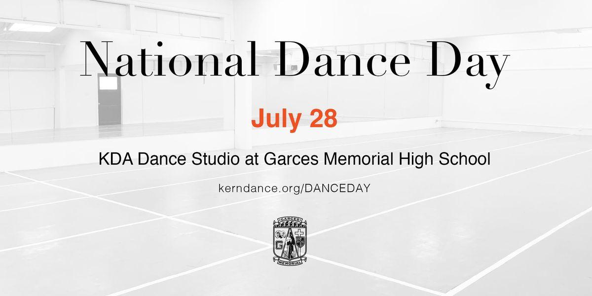 KDA National Dance Day 2018