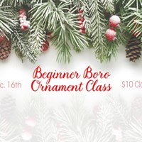 10 Holiday Beginners Class (2 hours)