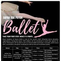 Ballet Lifestyle Classes by Wen Jye