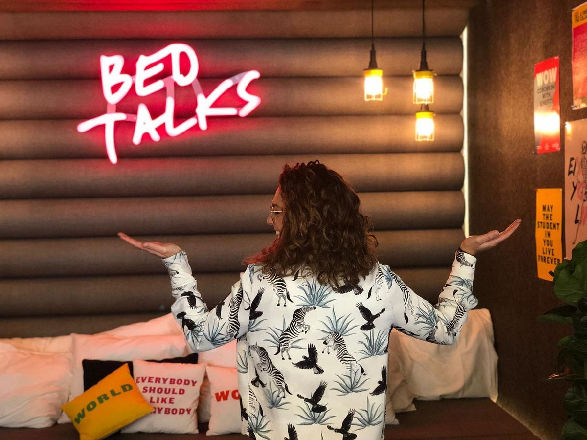 Breakfast Bed Talks International Womens Day 2019